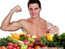 5 bí quyết giúp nam giới tăng cân nhanh chóng và an toàn